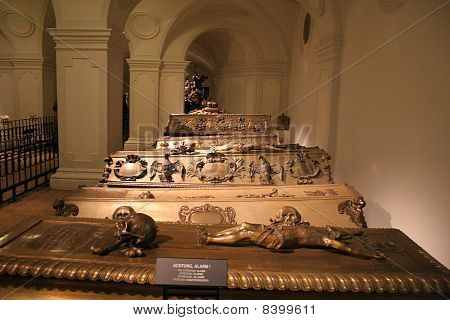 The Imperial Crypt , Vienna, Austria