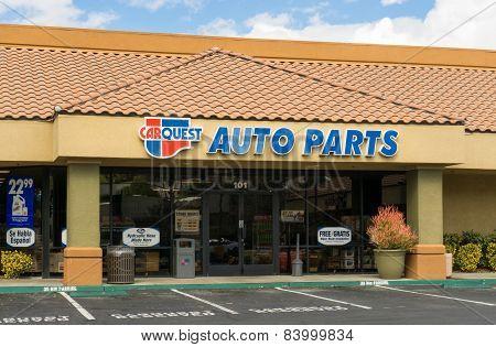 Carquest Auto Parts Store
