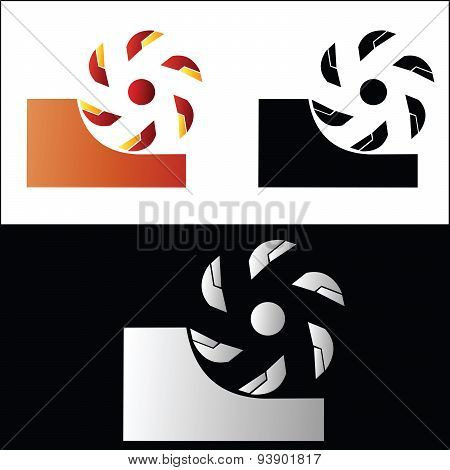 Metalworking Symbol 2