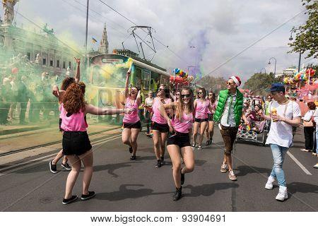 Rainbow Parade Vienna