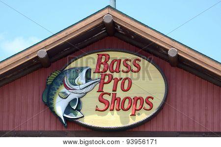 Bass Pro Shops Store Logo