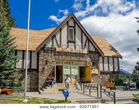Banff Visitor Centre
