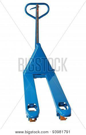 Material Handling Equipment, Blue Hydraulic Hand Pallet Truck