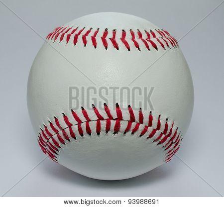 Baseball Close-Up