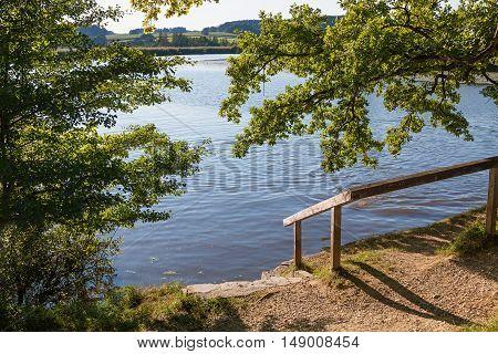 Natural Site Maisinger See, Upper Bavaria
