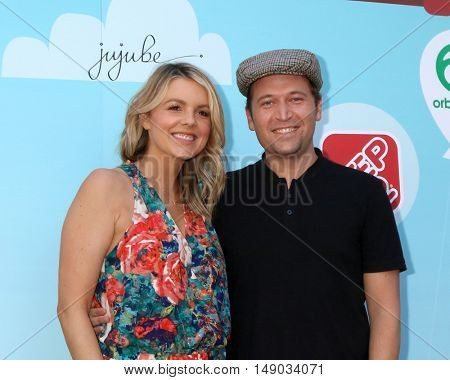 LOS ANGELES - SEP 24:  Molly Sullivan Manno. Ali Fedotowsky, Kevin Manno at the 5th Annual Red Carpet Safety Awareness Event at the Sony Picture Studios on September 24, 2016 in Culver City, CA