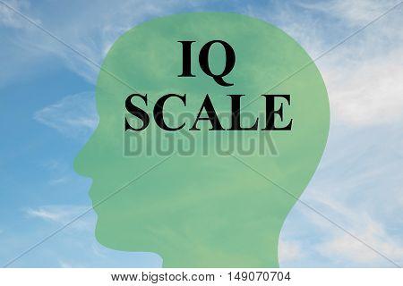 Iq Scale - Mental Concept