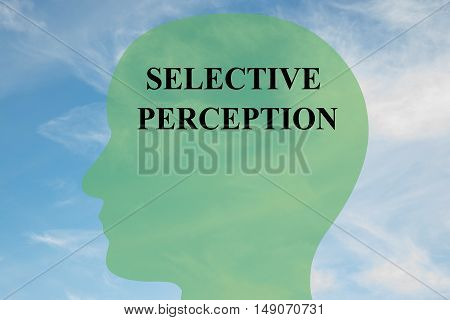 Selective Perception - Mental Concept