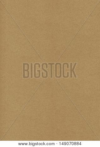 Dark Brown Retro Style Kraft Paper Background