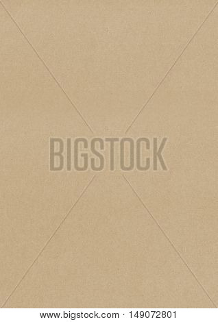 Light Brown Retro Style Kraft Paper Background