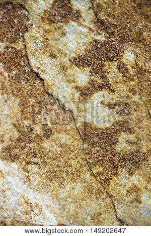 Details of stone texturestone background cloe-up vintage