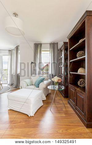 Beautiful Interior With Stylish Furniture