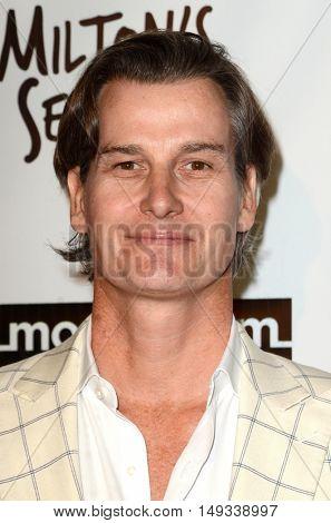 LOS ANGELES - SEP 27:  Sean Buckley at the