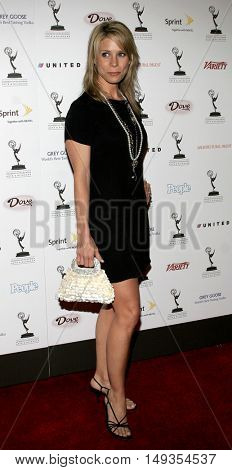 Cheryl Hines at the 58th Annual Primetime Emmy Awards Performer Nominee Reception held at the Pacific Design Center in West Hollywood, USA on August 25, 2006.