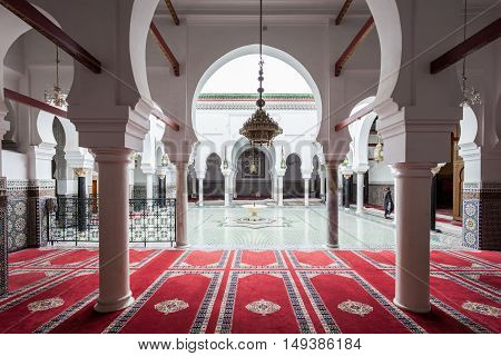 Al Quaraouiyine Mosque