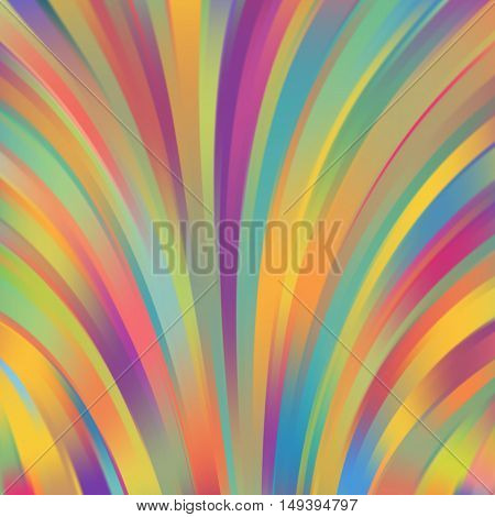 Abstract Technology Background Vector Wallpaper. Stock Vectors Illustration. Autumn-colored