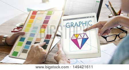 Design Style Graphic Creativity Ideas Illustration Concept