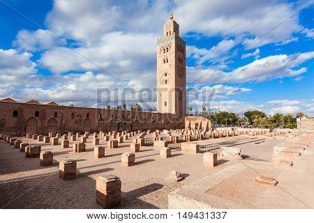 The Koutoubia Mosque