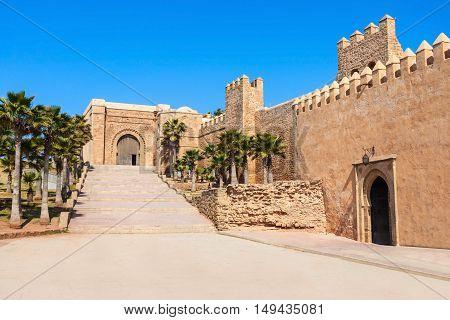 Kasbah In Rabat