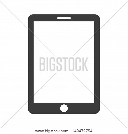 Vector Tablet Icon. Flat Icon Tablet. Flat Vector Illustration For Web Banner, Web And Mobile. Vecto