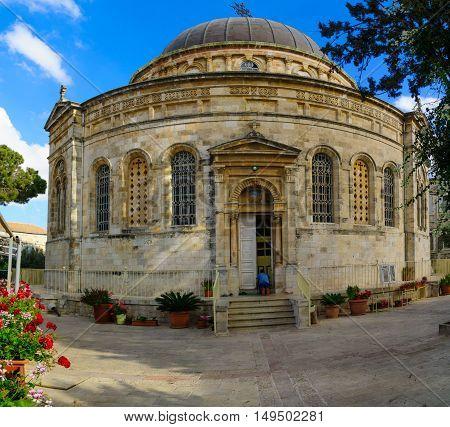 Ethiopian Orthodox Tewahedo Church, Jerusalem