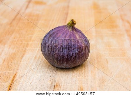ripe fig ready for eating for the table