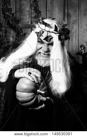 Senister Old Sorcerer