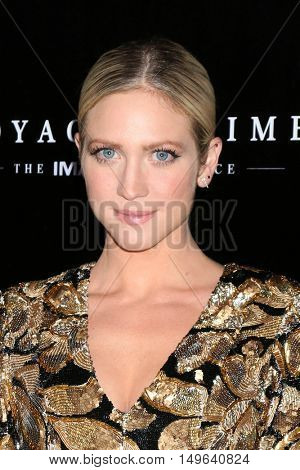 LOS ANGELES - SEP 28:  Brittany Snow at the