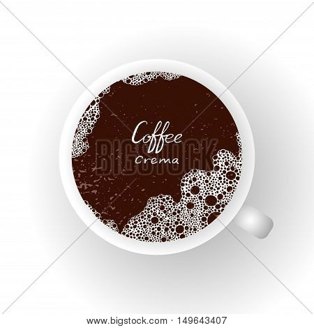 coffee, background, vector, crema, coffee crema, foam, illustration, poster, design, art, cafe, shop, creative, wallpaper, espresso, brown, restaurant, drawing, hot, drink, aroma, morning, beverage, template, menu, style, traditional, decorative, classic,