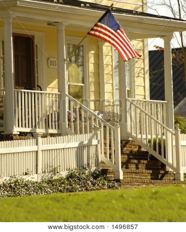 All American House