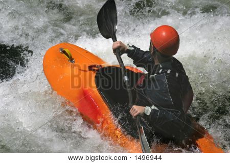 In The White Water
