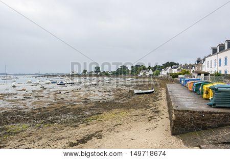 Larmor-baden In Brittany