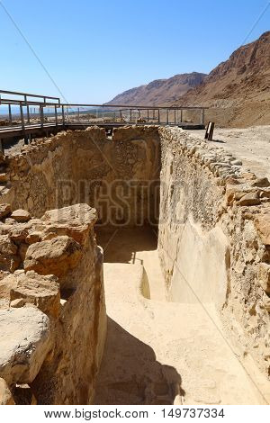 Dead Sea Scrolls found in the caves of Qumran - the oldest biblical writings