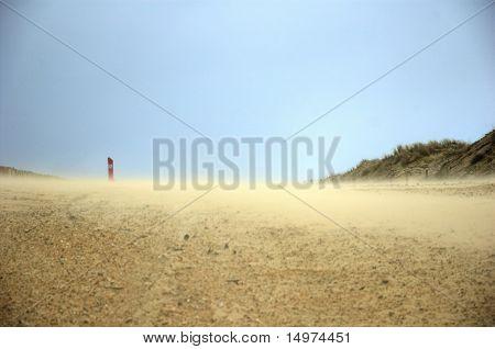 sand phone