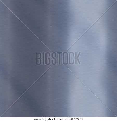 Brushed metal surface texture seamless background illustration