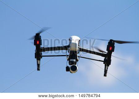 Quadrocoper Drone