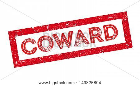 Coward Rubber Stamp