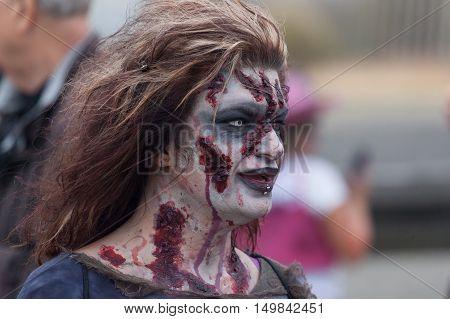 New Jersey Zombie Walk 2016