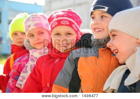 Equipo de Kindergarten