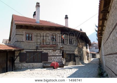 Old Tavern In Bansko