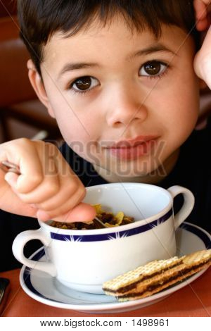 Healthy Breakfast For Developing Mind