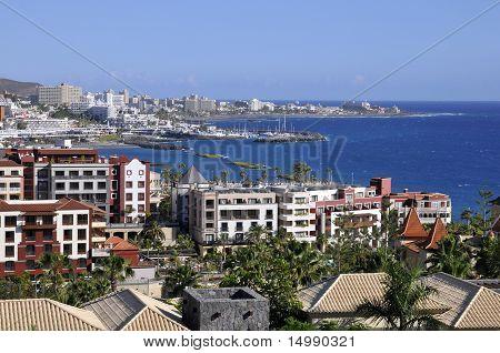 Las Americas at Tenerife