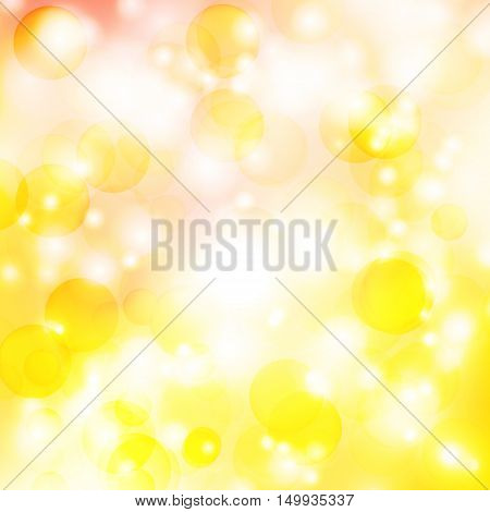 abstract background with orange sun rays graphic design for decorative