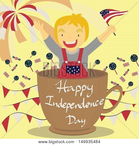 independence day graphics art for decorative your idea