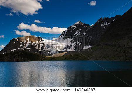 Scenic Mountain Views Kananaskis Country Alberta Canada