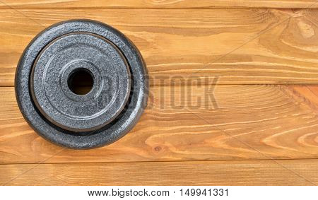 Weight Plates In Table