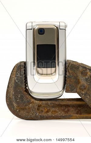 Spanner And Telephone.