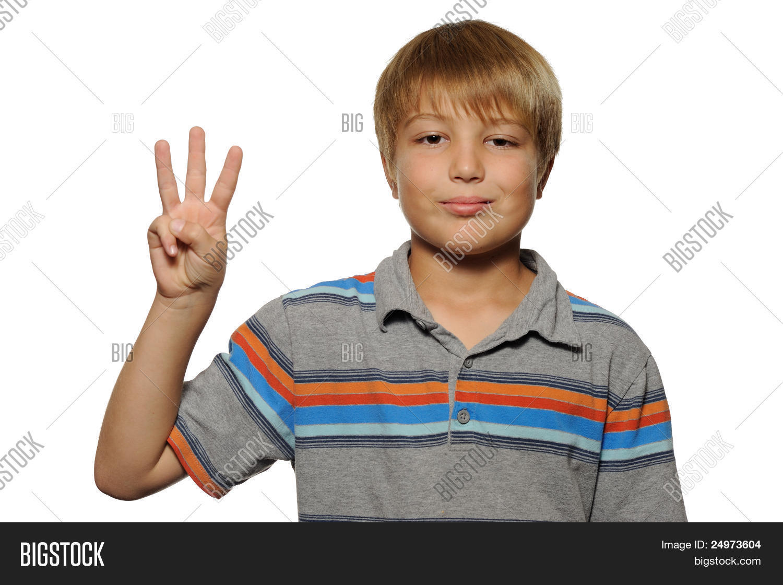 three Thumb boy