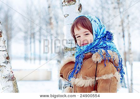 Winter in Russia