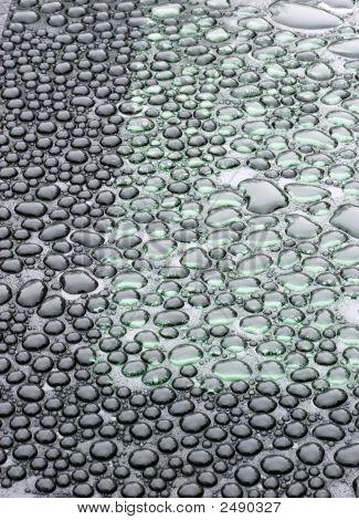 Droplets On The Glass